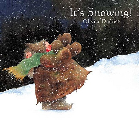 It's Snowing! By Dunrea, Olivier